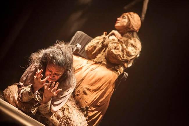 Rosamaria Murtinho e Letícia Spiller: Teatro Cetip em maio
