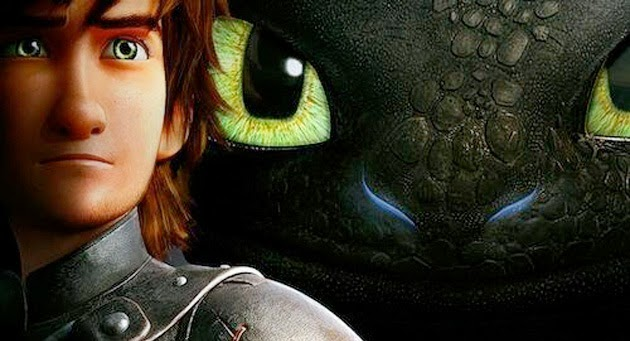 Dia 19/6 - Como Treinar seu Dragão 2 - a sequência da adorável animação de 2010