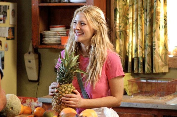 Drew Barrymore: adorável na comédia Como se Fosse a Primeira Vez
