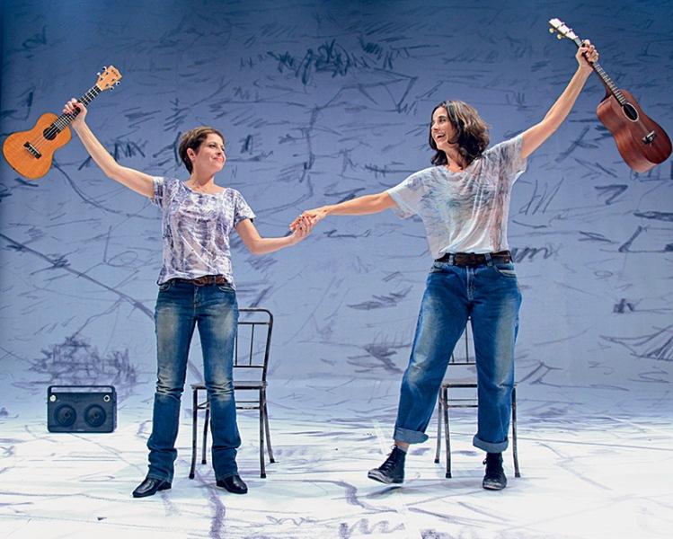 Drica Moraes e Mariana Lima: situações repetitivas