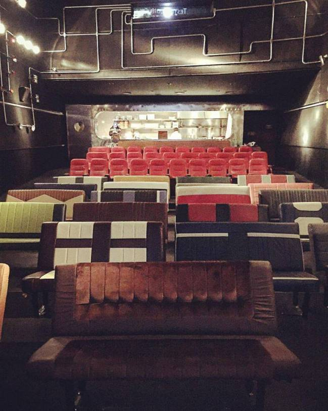 cinema drive-in belas artes