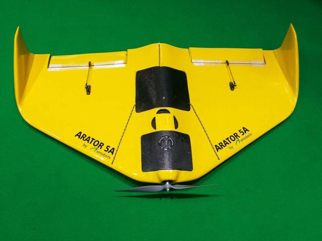 drone arator