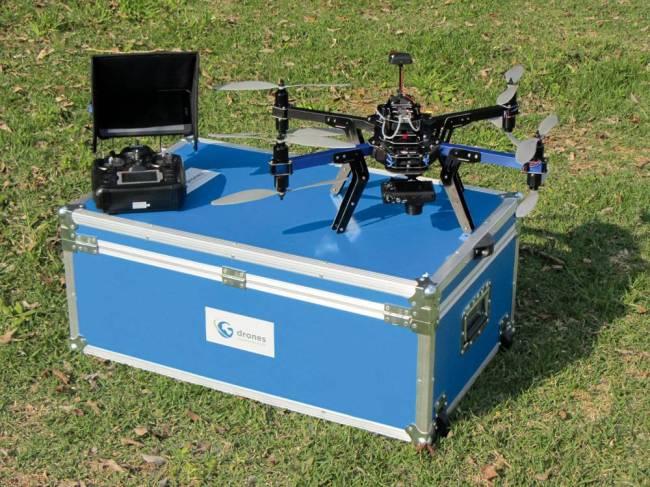 drone g-octa