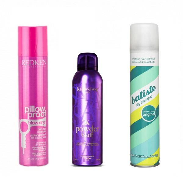 Dry Shampoo - Produtos