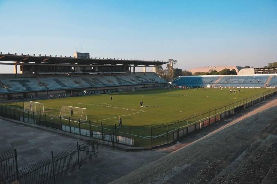 Estádio no Parque São Jorge