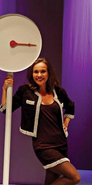 Comédia feminina: a atriz Flávia Monteiro é um dos destaques de Mulheres Alteradas