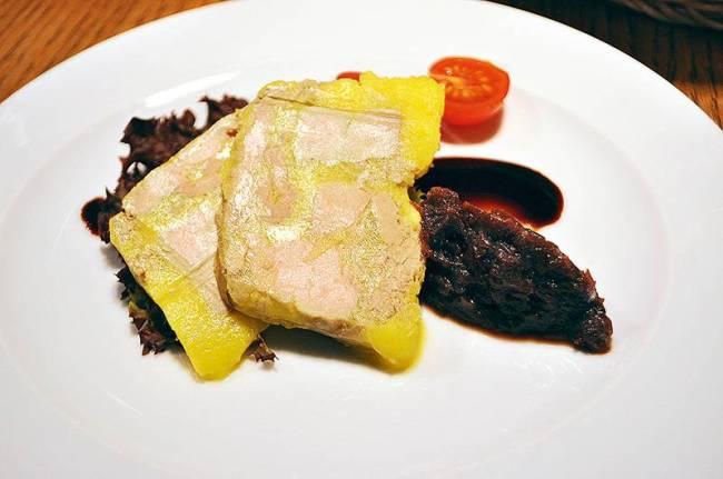 Budapeste foie gras