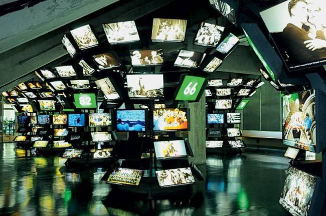 Museu do Futebol_programação para as férias