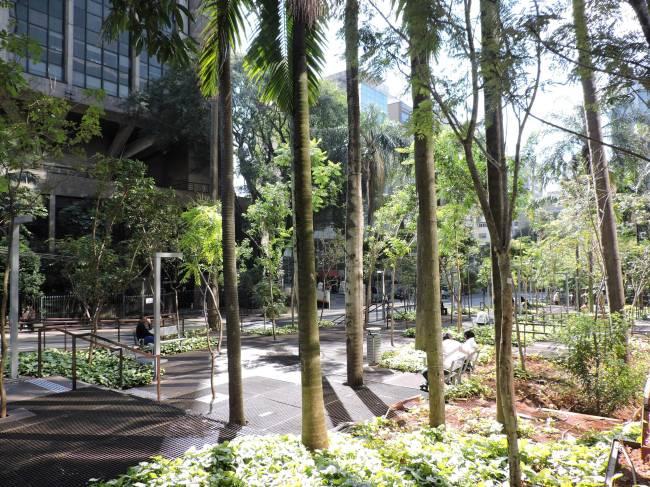 Bosque Cidade São Paulo