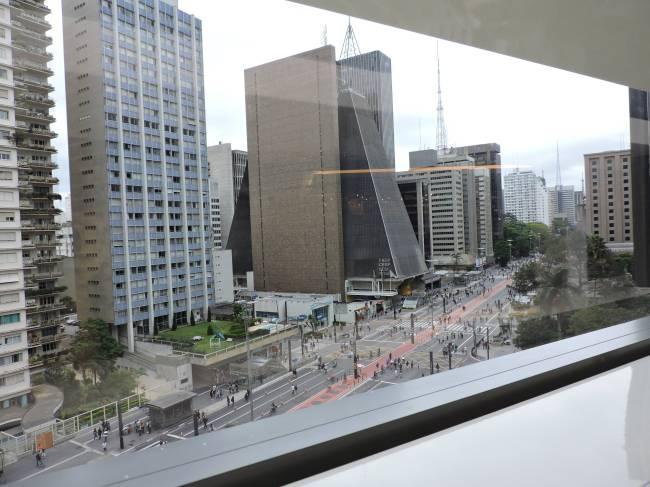 Vista da Paulista - Shopping Cidade São Paulo