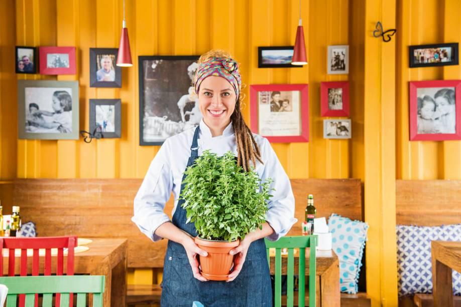 A chef Mariana Pelozio