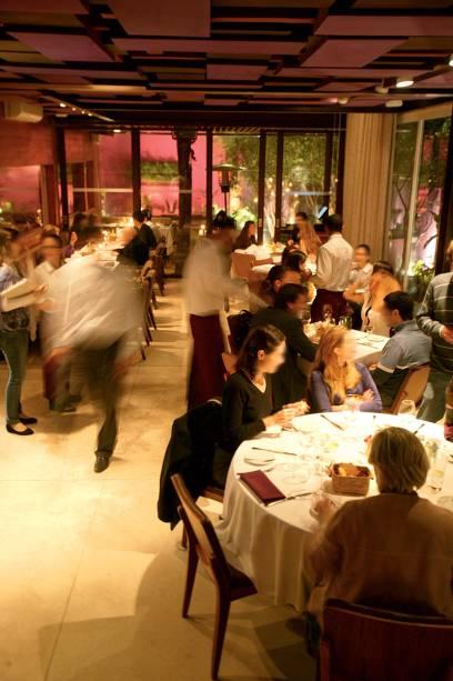 Salão do contemporâneo Dui: receitas preparadas pela chef Bel Coelho