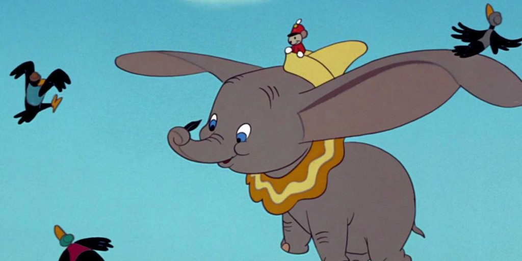 A Disney vai fazer uma versão de Dumbo, mas sem usar elefantes reais