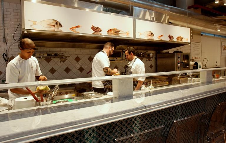 Il Pesce: restaurante de pescados (Foto: Mario Rodrigues)
