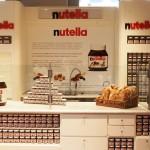 Nutella Bar: promessa de filas constantes