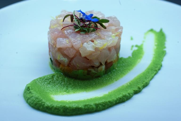 Sugestão do restaurante Le Verdure e Il Crudo - Chef Du Cabral