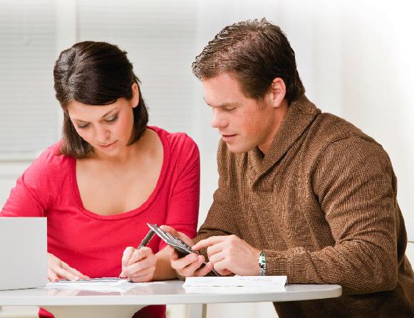 finanças dinheiro casal