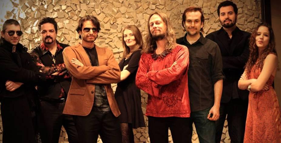 A banda paulistana Echoes: versões de Pink Floyd