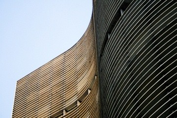Edifício Copan, de Oscar Niemeyer