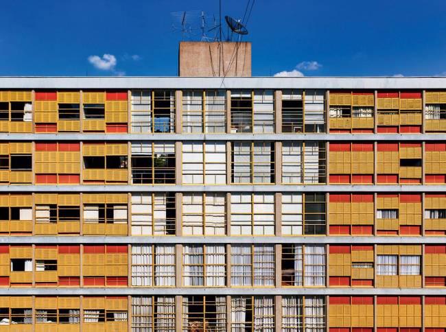 Edifício Louveira, localizado em Higienópolis