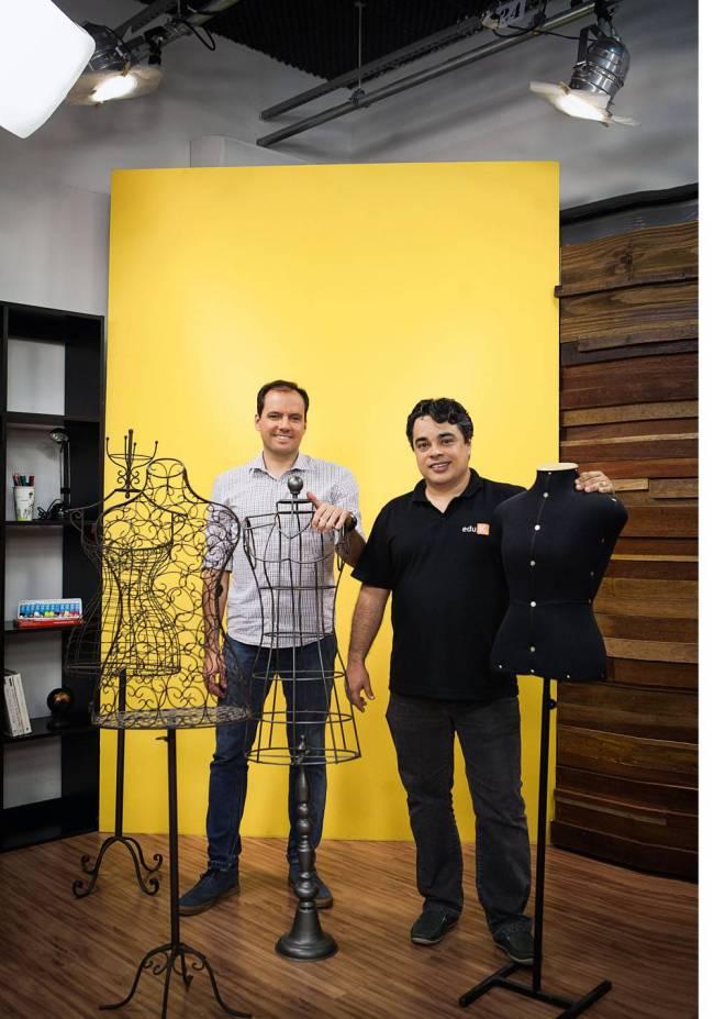 Edson e Lima eduk cursos on-line educação à distância