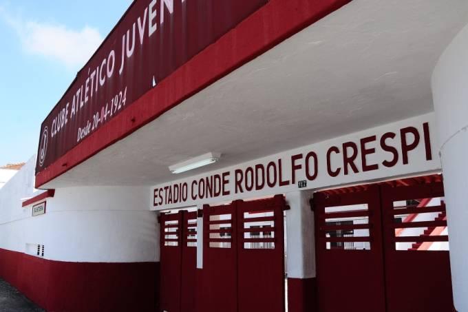 Estádio Conde Rodolfo Crespi – Juventus