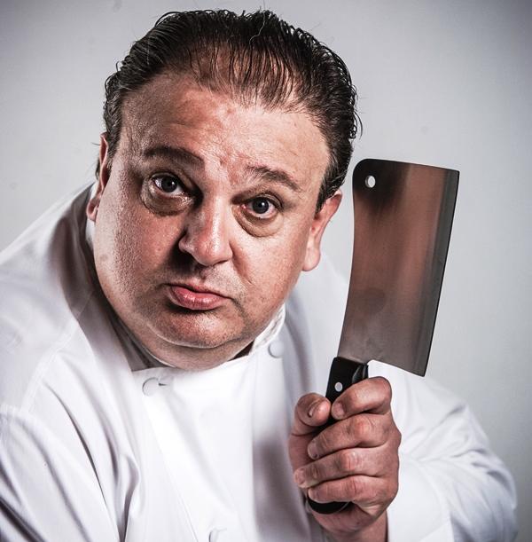 Erick Jacquin, jurado do MasteChef Brasil e consultor dos restaurantes Tartar & Co e Le Bife (Foto: Mario Rodrigues)