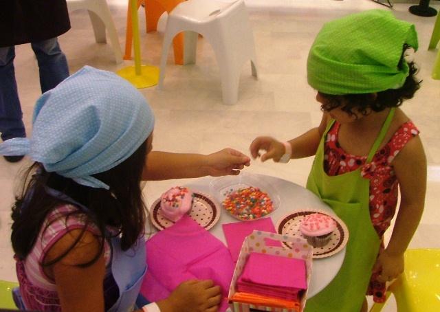 Culinária de Páscoa no Shopping Frei Caneca envolve muito chocolate