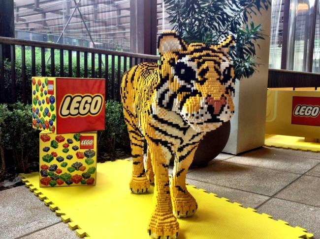 Espaço Lego - Cidade Jardim