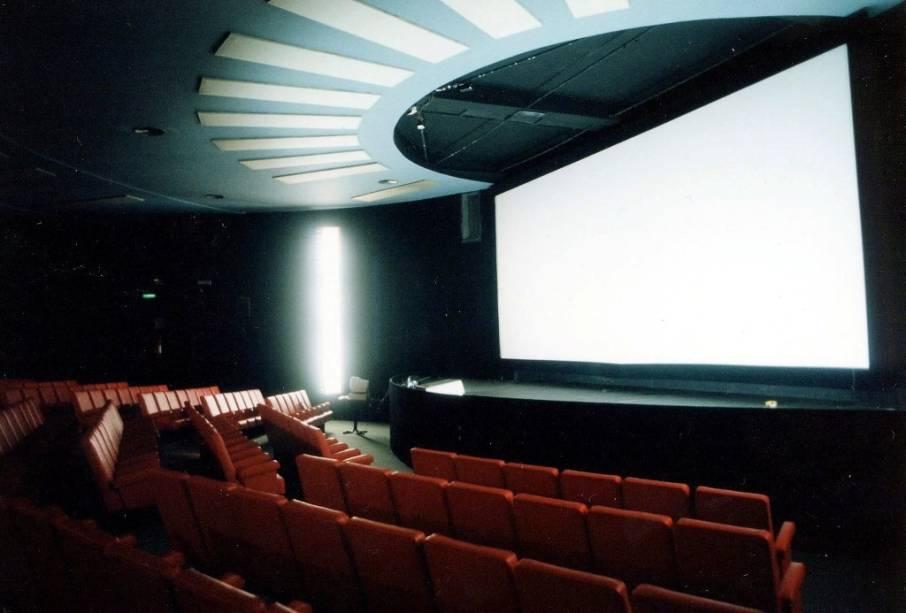 Espaço Unibanco de Cinema: o endereço que fica em plena Rua Augusta tem 5 salas