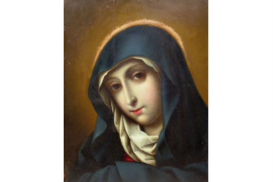 Madonna del Sassoferrato