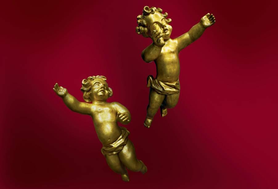 Dois Anjos, Oficina de Gian Lorenzo Bernini