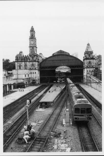 O começo: quando a estação levava e trazia cargas de diferentes regiões