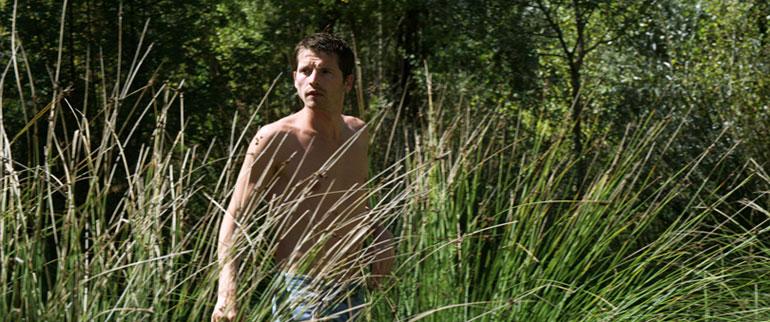 O protagonista de Um Estanho no Lago: à procura de sexo no matagal