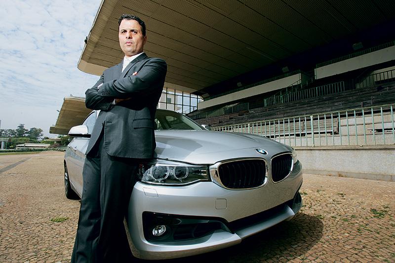 Fronterotta: evento com carros de luxo (Fernando Moraes)