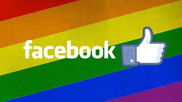 Por dia, dez pessoas se declaram gays nos Estados Unidos (Foto: Reprodução Facebook)