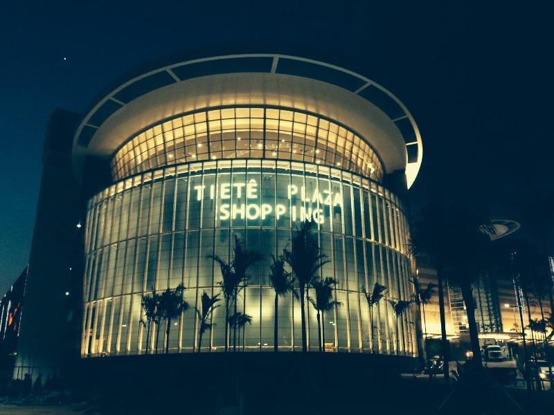 Tietê Plaza Shopping: localizado na Zona Oeste da cidade