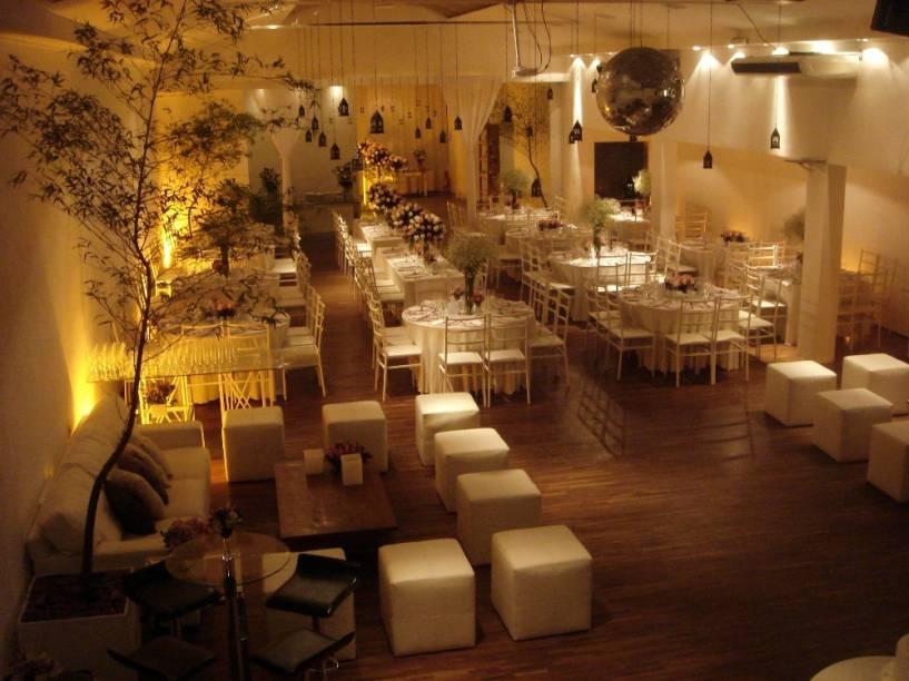 Espaço Fairbanks: salão para eventos