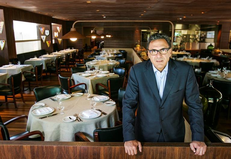 """Rogério Fasano: """"continuo como parceiro da Hotel Marco Internacional, da construtora JHSF"""" (Foto: Mario Rodrigues)"""