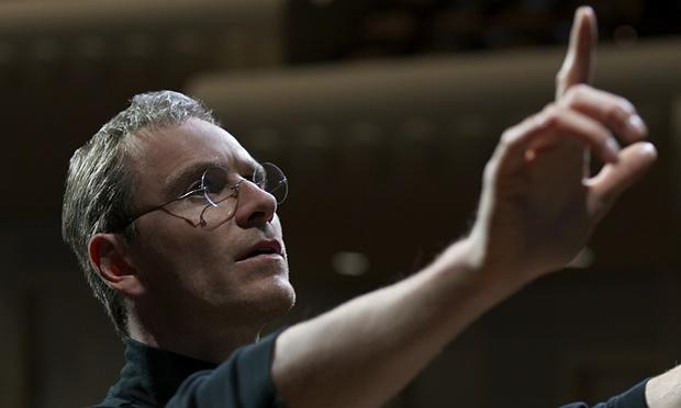Michael Fassbender foi indicado por 'Steve Jobs'