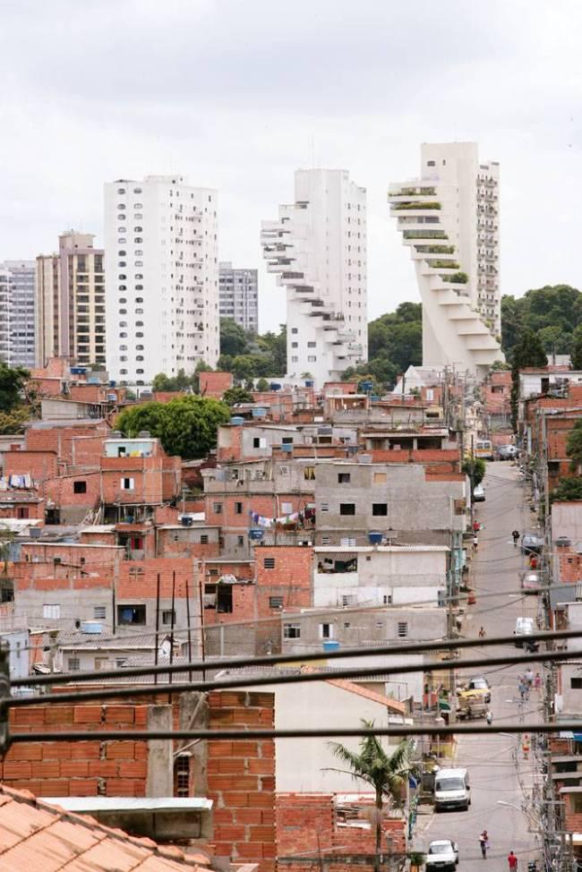 Favela Paraisópolis