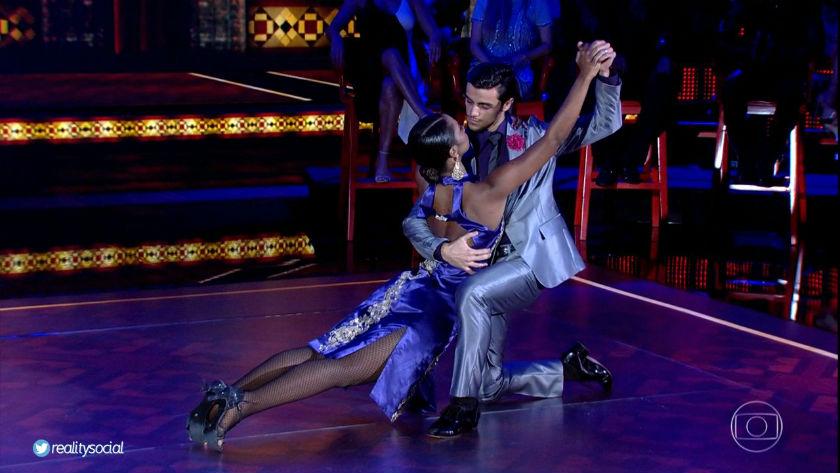 Felipe Simas_Tango_Final dança dos famosos