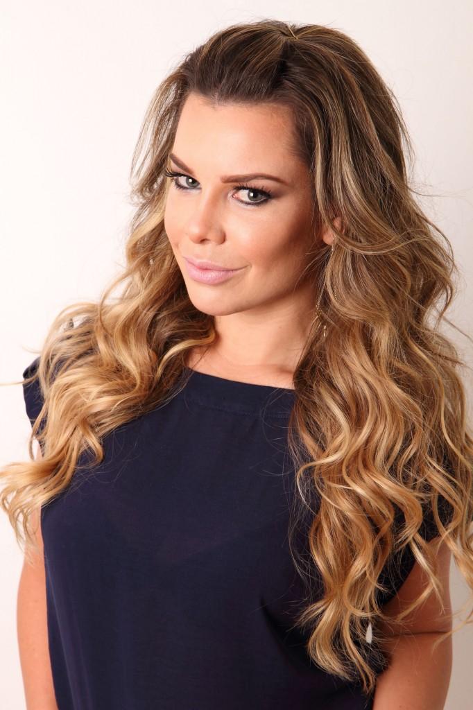 Fernanda Souza: a atriz também é blogueira