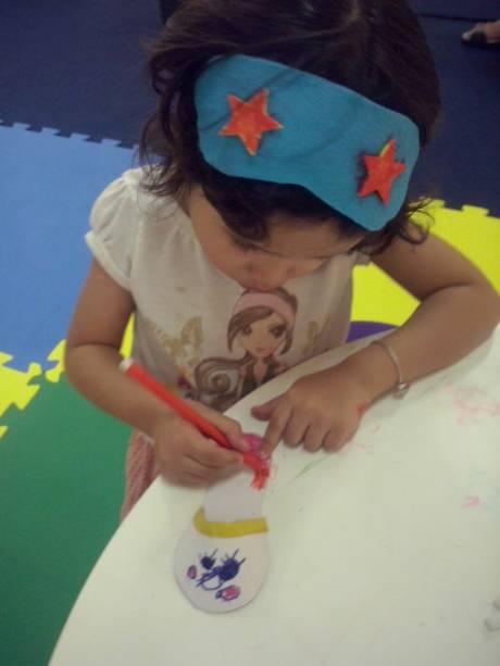 Shopping Frei Caneca: festa do pijama no Espaço Kids