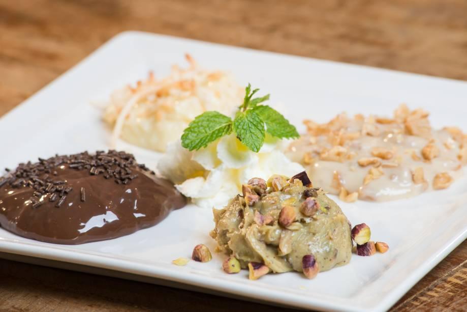 Festival do brigadeiro de colher: além do tradicional, entram no cardápio mais três sabores