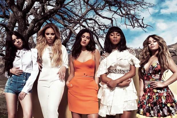 Fifth Harmony: cinco shows no país (foto: divulgação)