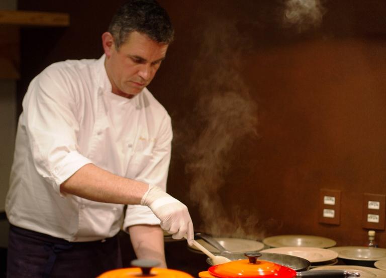Le Dantec: agora na cozinha do Figo (Foto: divulgação)