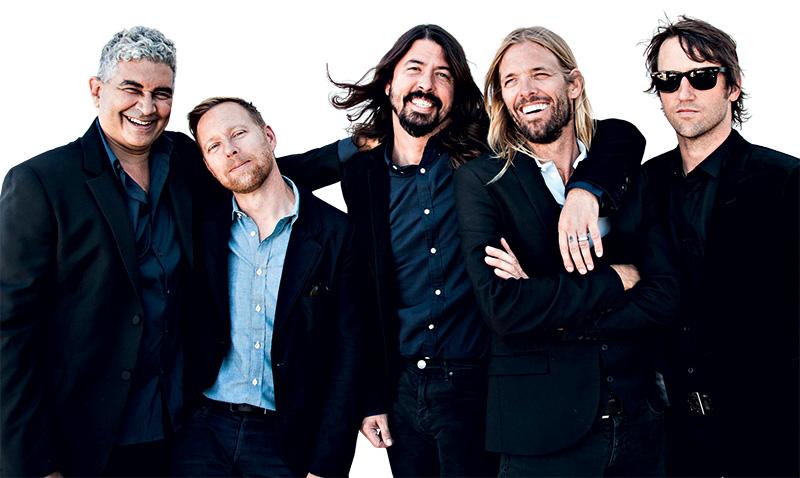 O Foo Fighters toca as faixas do novo disco, Sonic Highways, no Estádio do Morumbi