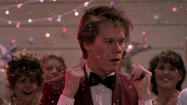 O musical Footloose, estrelado por Kevin Bacon: dias 1, 2 e 5 de novembro