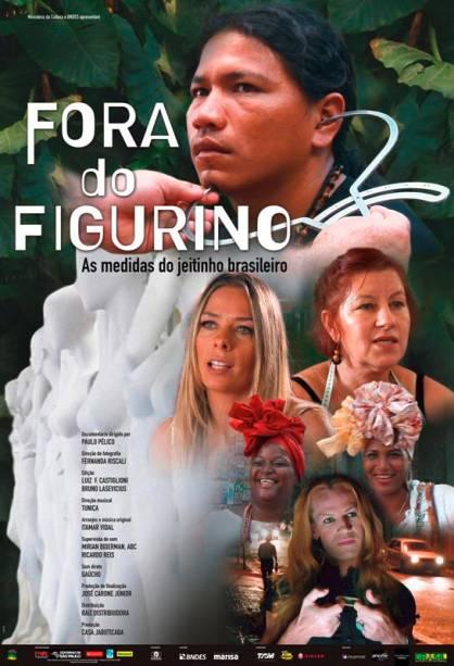 Ana Maria Braga, Adriane Galisteu, Odilon Wagner e Beatriz Segall: todos os brasileiros precisam provar roupas antes de comprar